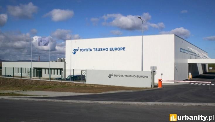 Miniaturka Toyota Tsusho Europe