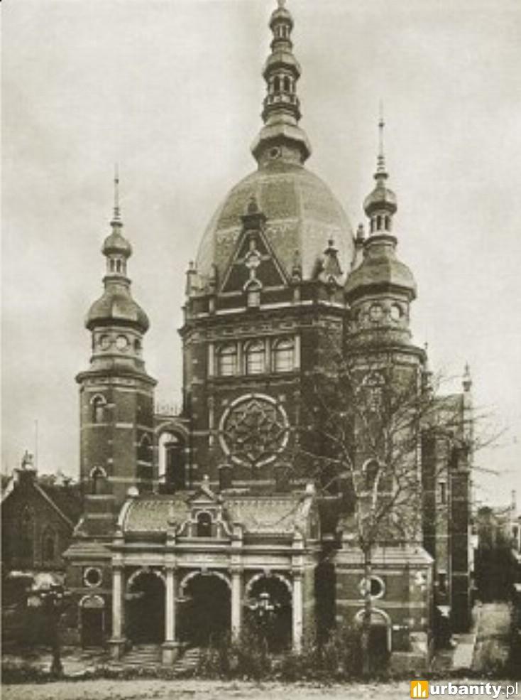 Miniaturka Wielka Synagoga