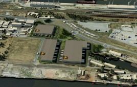 Waimea Logistic Park - Port Morski Szczecin