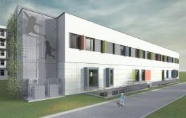 Blok operacyjny Szpitala Klinicznego im. Jonschera UMP z oddziałem kardiochirurgii