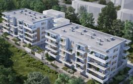 Miniaturka Novo Park Apartamenty Retkinia