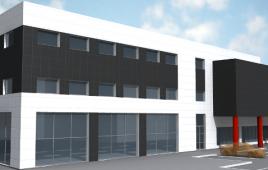 Centrum Wystawienniczo-Targowe Budownictwa Technopark