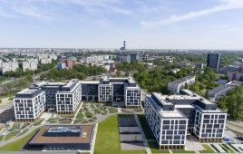 Business Garden Wrocław Etap 1