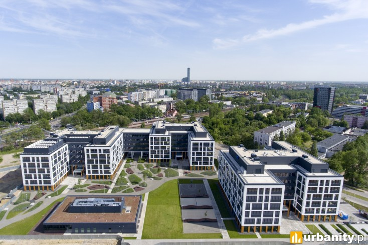 Miniaturka Business Garden Wrocław Etap 1