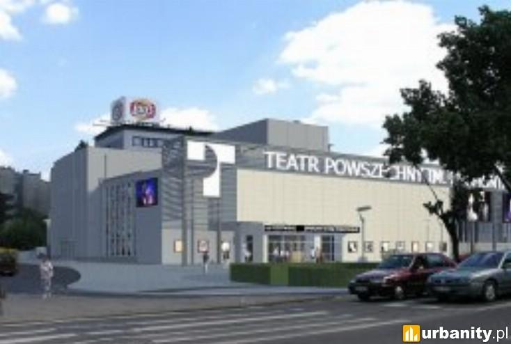 Miniaturka Teatr Powszechny im. Zygmunta Hübnera