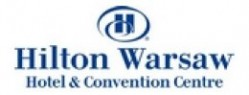 Logo Hilton Warsaw Hotel and Convention Centre