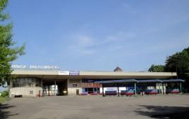 Dworzec PKS Mińsk Mazowiecki