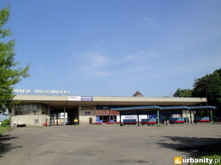 Miniaturka Dworzec PKS Mińsk Mazowiecki