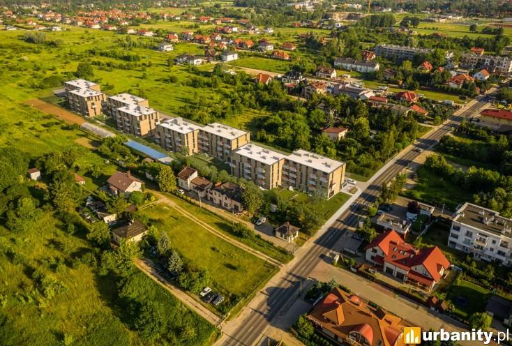 Miniaturka Apartamenty Ostródzka