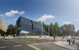 Budynek handlowo-usługowo-biurowy