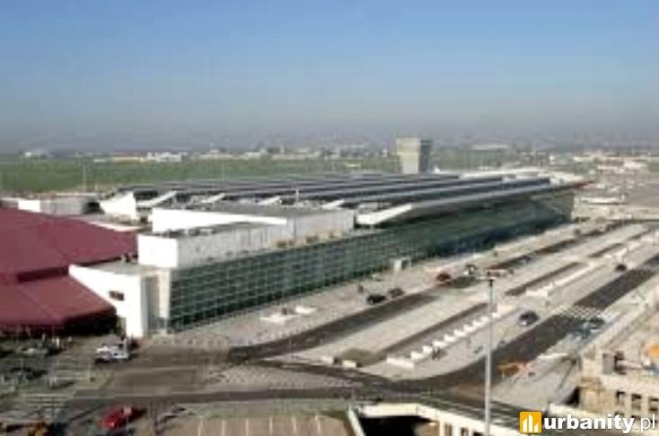 Miniaturka Port lotniczy Warszawa-Okęcie