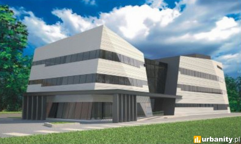 Miniaturka Centrum Dydaktyki i Symulacji Medycznej