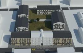 Zespół budynków wielorodzinnych Barlickiego