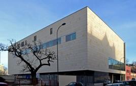 Sala koncertowa Akademii Muzycznej