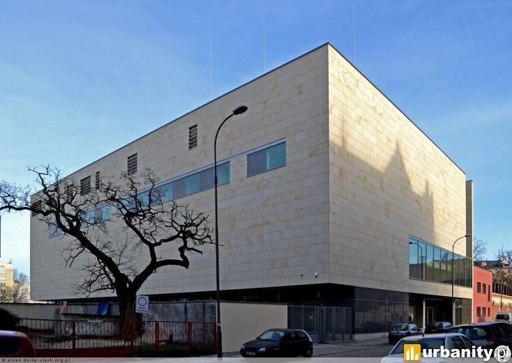 Miniaturka Sala koncertowa Akademii Muzycznej
