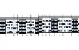 Budynek komunalny Połczyńska
