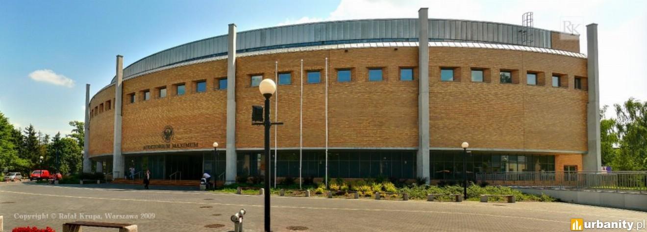 Miniaturka Auditorium Maximum