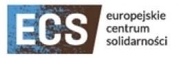 Logo Europejskie Centrum Solidarności