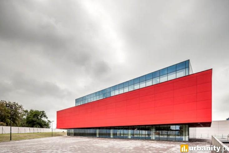 Miniaturka Centrum Nauki i Sztuki Akademii Sztuk Pięknych