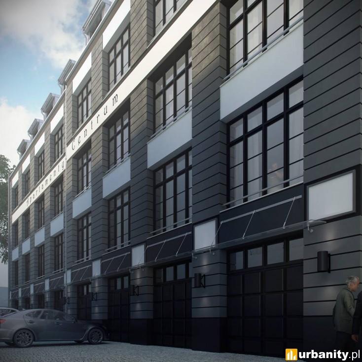 Miniaturka Apartamenty Centrum Stawowa