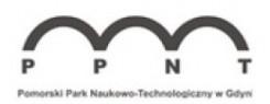 Logo Pomorski Park Naukowo-Technologiczny