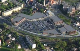 Centrum handlowe Multibox Browar