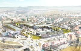 Centrum handlowo-usługowe