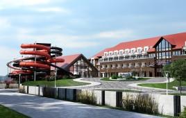 Hotel Radisson Blu Resort, Ostróda Mazury Lakes