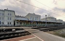 Dworzec Przemyśl Główny