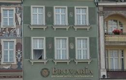 Hotel Browar Restauracja Brovaria