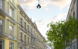 Rewitalizacja Centrum Łodzi - Obszar nr 1