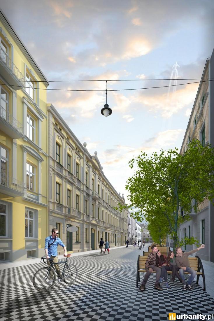 Miniaturka Rewitalizacja Centrum Łodzi - Obszar nr 1