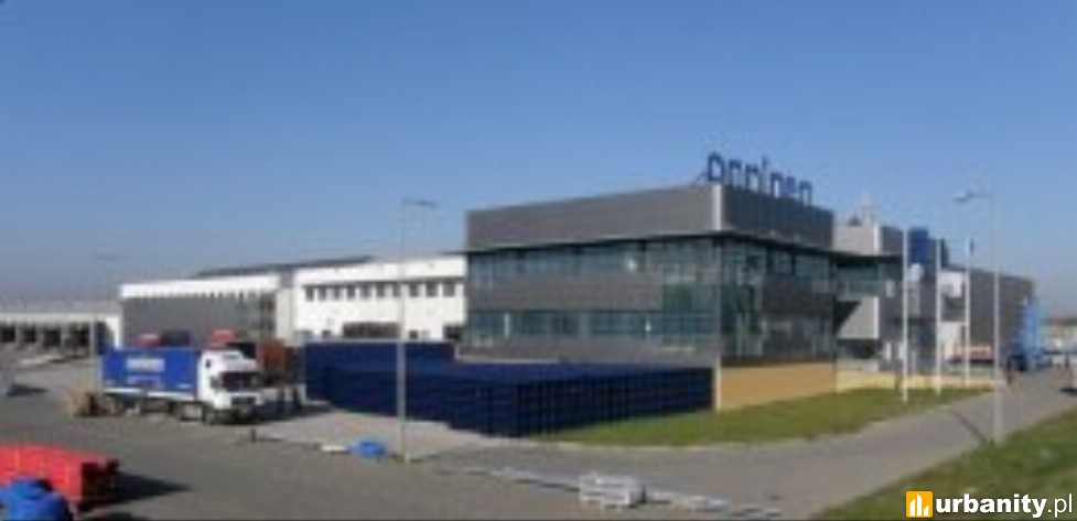 Miniaturka [Teolin 18B] Centrum logistyczne Onninen