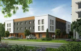 Budynek usługowo-handlowo-biurowy