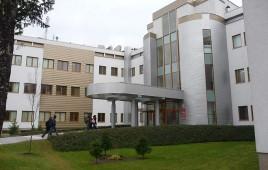 Budynek Wydziału Farmacji Collegium Medicum UMK