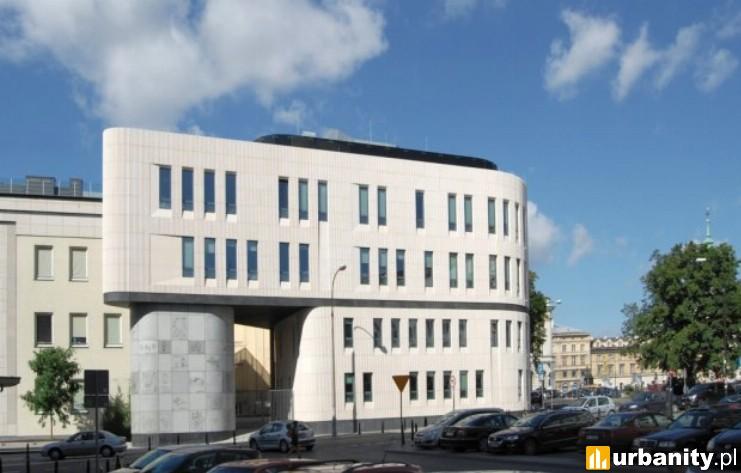 Miniaturka Warszawski Szpital dla Dzieci - budynek A