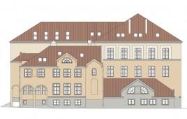 Rektorat i Wydział Nauk Ekonomicznych UWM