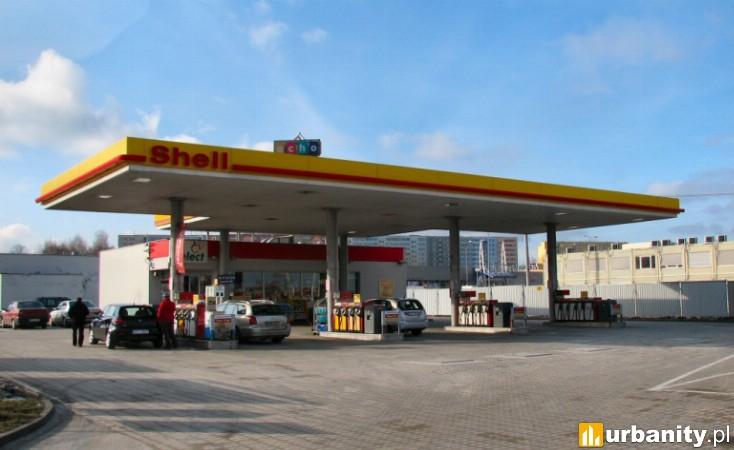 Miniaturka Stacja paliw Shell