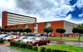 Budynek sądu i prokuratury