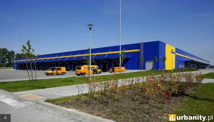 Miniaturka Centrum Ekspedycyjno-Rozdzielcze Poczty Polskiej