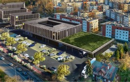 Centrum handlowe Swoja Olimpia