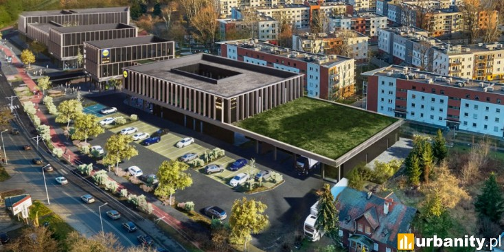 Miniaturka Centrum handlowe Swoja Olimpia