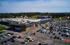 Centrum handlowe Nowa Górna