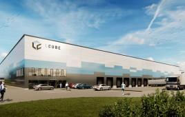Logistic Park Rzeszów LCube