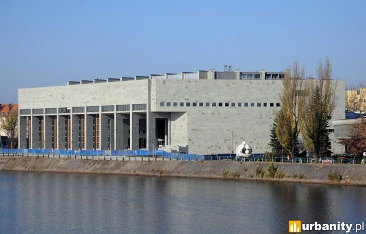 Miniaturka Biblioteka Główna Uniwersytetu Wrocławskiego