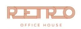 Logo Retro Office House
