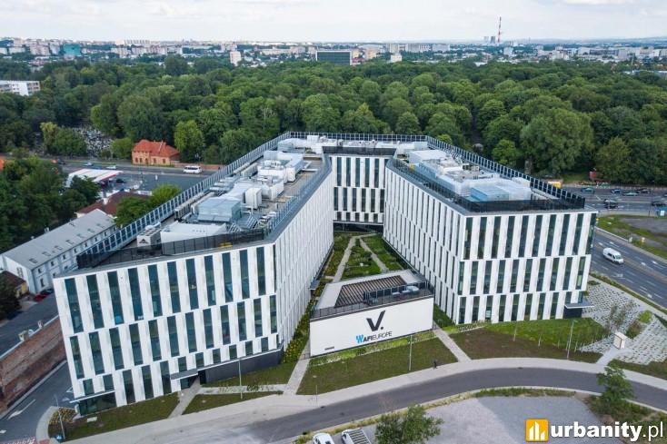 Miniaturka Biurowiec V.Offices