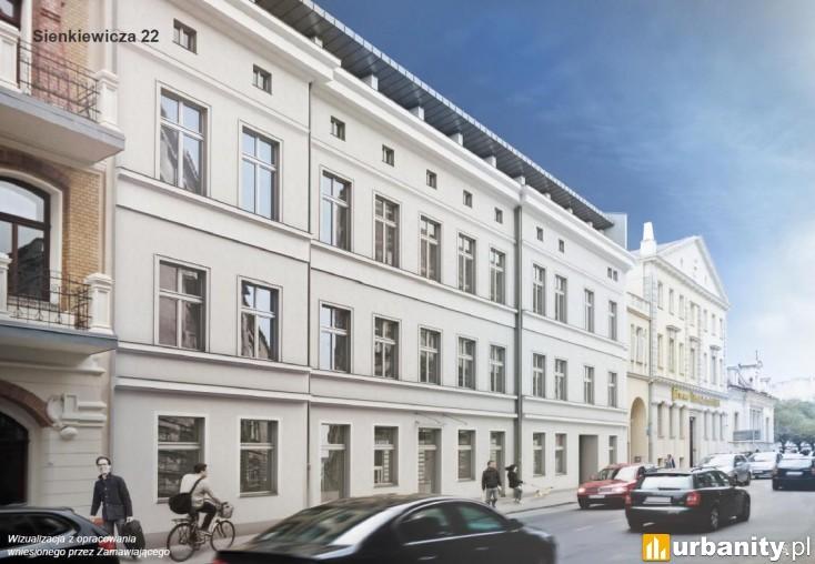 Miniaturka Rewitalizacja Centrum Łodzi - Obszar nr 2