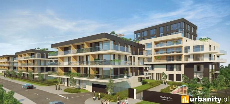 Madison Apartments II Warszawa - inwestycja Apricot ...