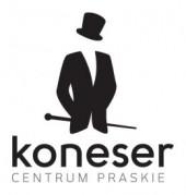 Logo Centrum Praskie Koneser